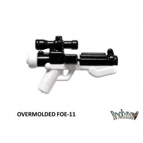 BrickArms Reloaded: Overmolded Foe-11