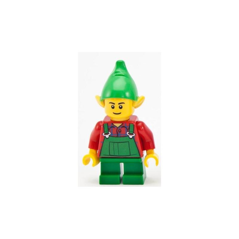 Christmas Elf green