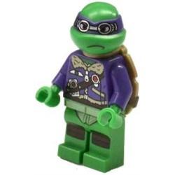 Donatello met Bril