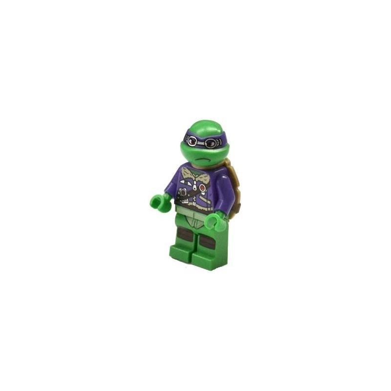Donatello mit Brille
