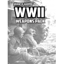 BrickArms WW2 Weapons Pack
