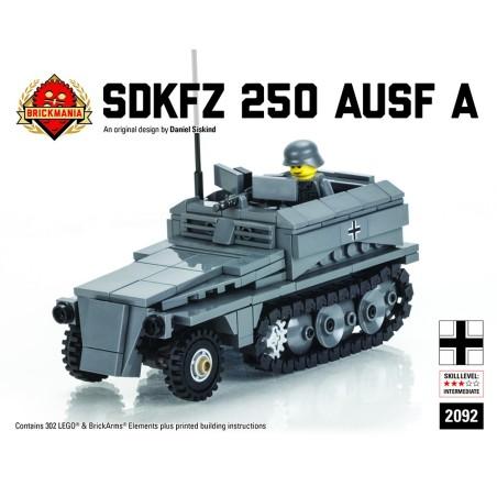 SdKfz 250 ausf A