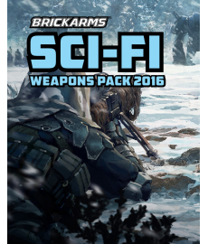 BrickArms SciFi-Pack