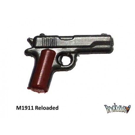 BrickArms Reloaded: M1911