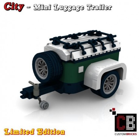 Luggage trailer - Mini