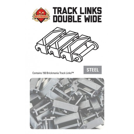 Track Links - 150x Double Wide