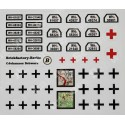 WW2 - German Sticker Set 4