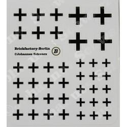 WK2 - Stickerbogen Set 5
