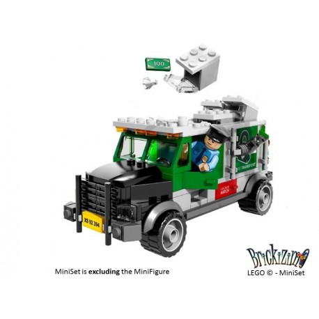 LEGO ® - Geldtransport