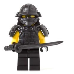 Samurai krijger - Toyotomi
