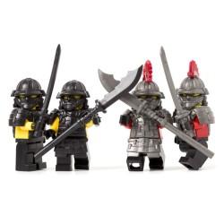 Samurai Krieger Battle Pack