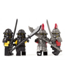 Samurai krijger Battle Pack
