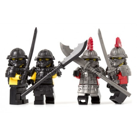 Samurai Krieger Battle Pack