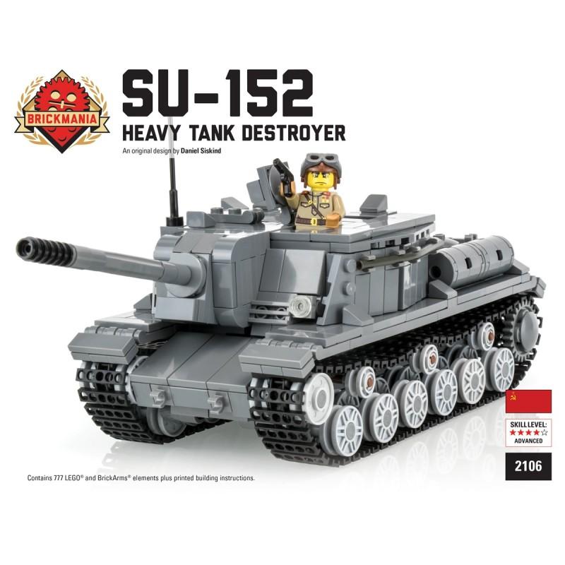 Su-152 Heavy Tank Destroyer