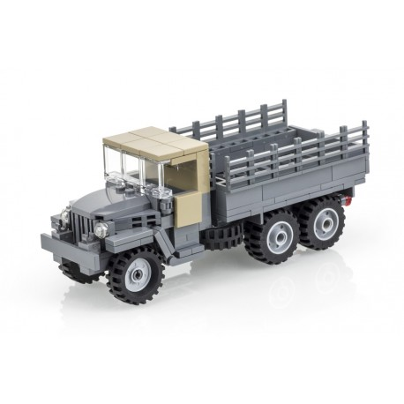 Brickmania CCKW 2 1/2 Ton Cargo Truck