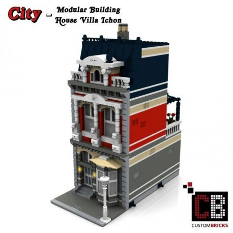 Modular Building Ichon - Building instructions