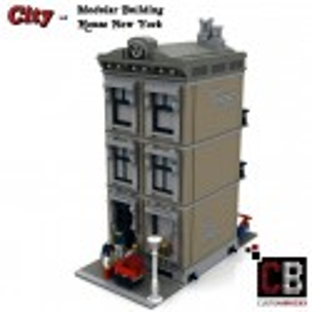 Modular Building Ichon - Bouwinstructies
