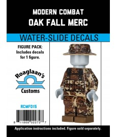 Modern Combat - Oak Fall Mercenary - Decal