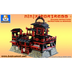 Ninja Fortress - Building instructions