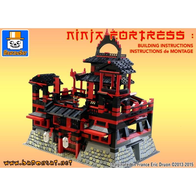 Ninja Vesting - Bouwinstructies