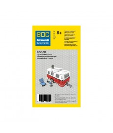 Caravan Conversion Kit for LEGO 10220 Bus