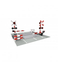 Railwaycrossing Singletrack + Baseplate