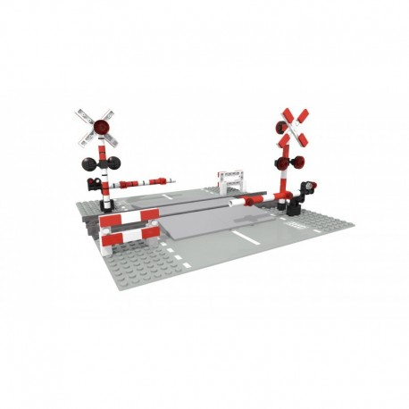 Railwaycrossing Singletrack + Baseplate
