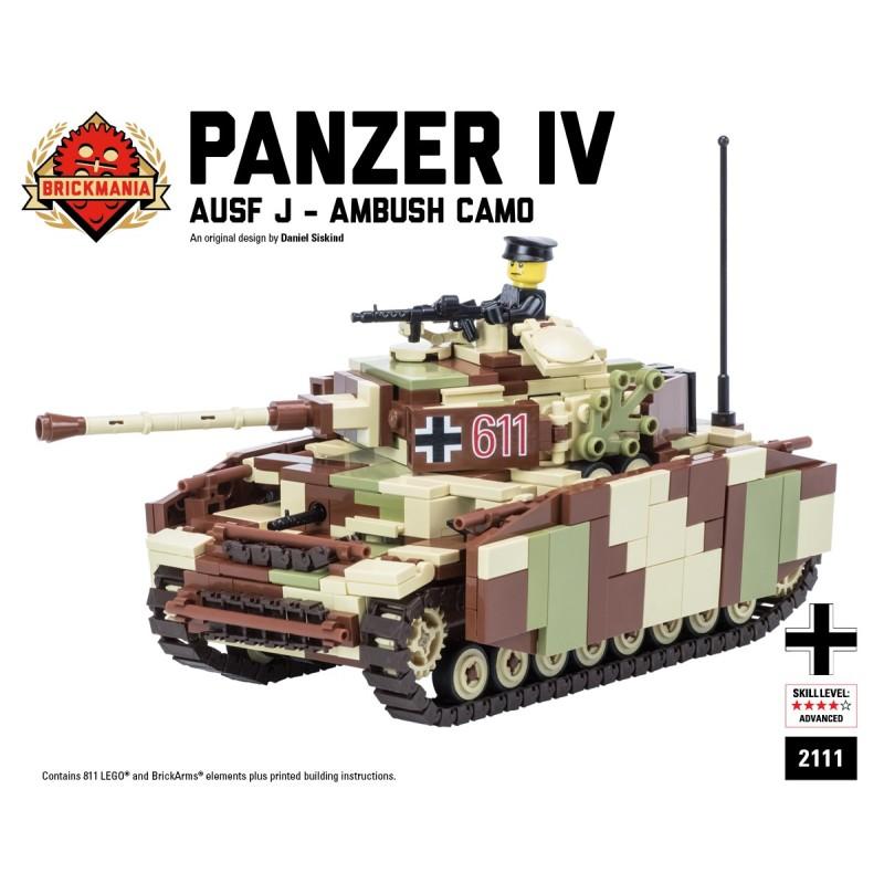 Panzer IV Ausf J - Camo