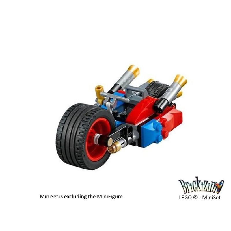 LEGO ® Harley Quinn bike