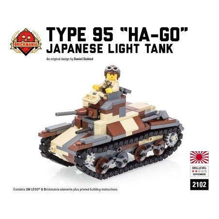 "Type 95 ""Ha-Go"" Light Tank"