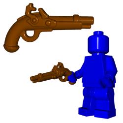 Flintlock Pistol BW