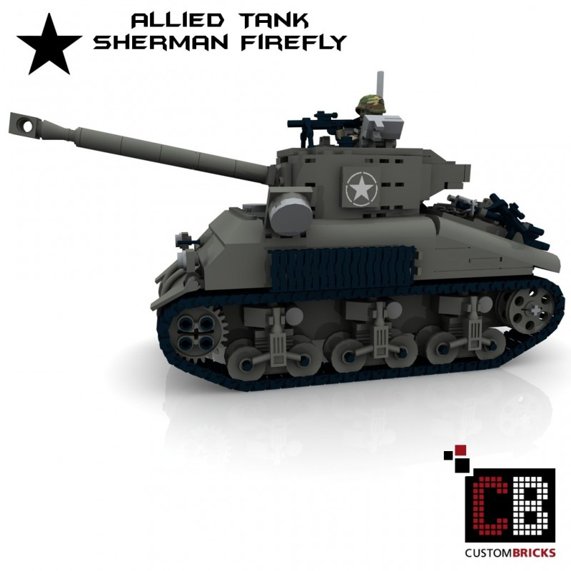 sherman firefly panzer. Black Bedroom Furniture Sets. Home Design Ideas