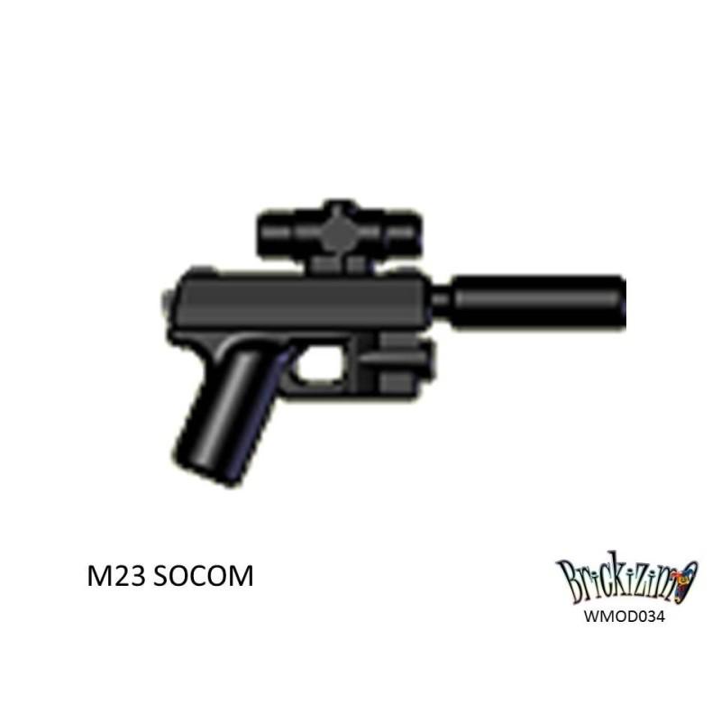 M23 Socom Pistole