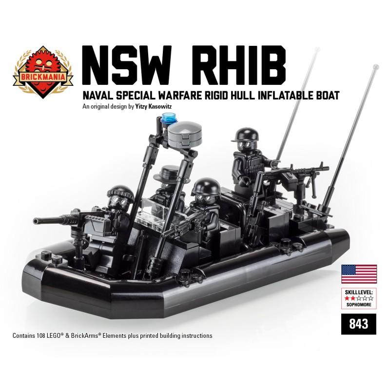 Naval Special Warfare - RHIB