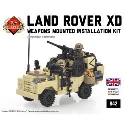 Land Rover XD - WMIK (Tan)