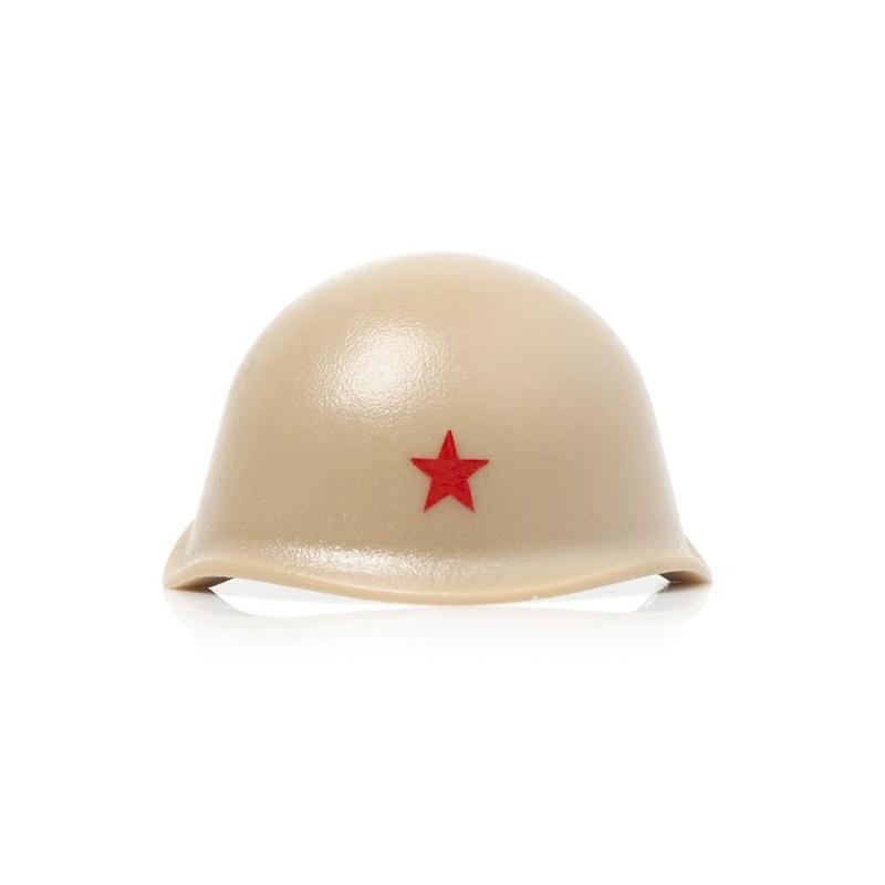 WW2 - Russische Helm - Rode Ster