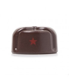 BrickArms - Ushanka with Red Star sign