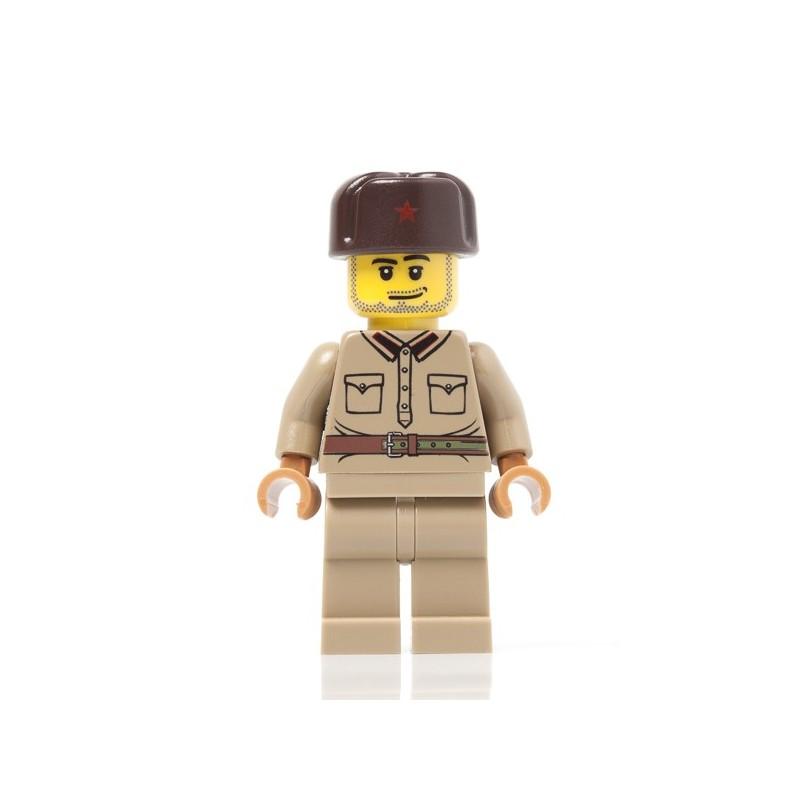 Russian Soldier - Ushanka
