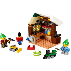 LEGO ® Christmas Toy Workshop