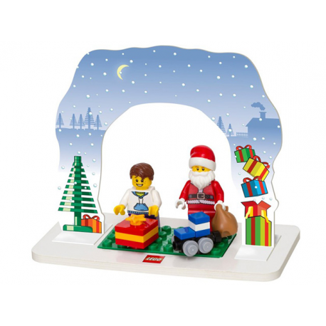 LEGO ® Christmas Decoration Set