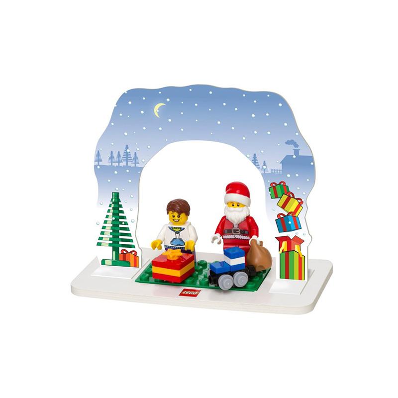 LEGO ® Christmas Decoration Set