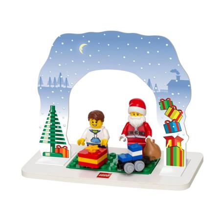 LEGO ® Weihnacht Dekoration Set