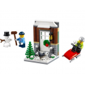 LEGO ® Weihnacht Winter Spass