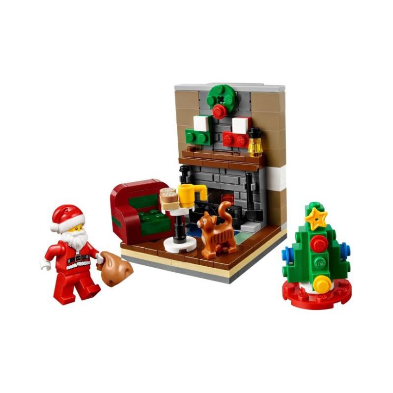 LEGO ® Besuch von Santa
