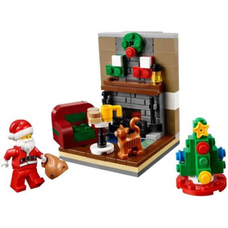LEGO ® Santa's visit