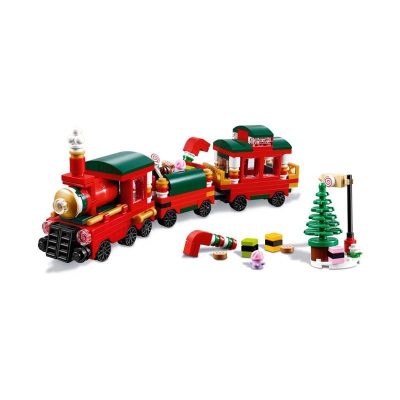 LEGO ® Kerst trein