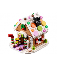 LEGO ® Gingerbread House