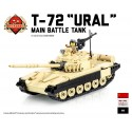 "T-72 ""Ural"" Main Battle Tank"