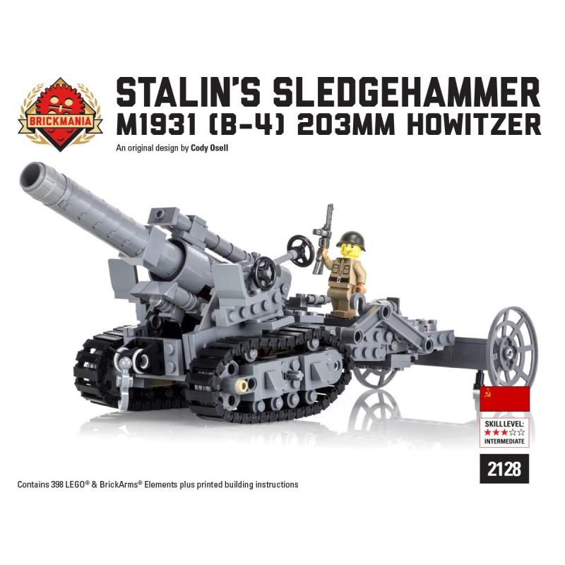 M1931 (B-4) 203mm Howitzer