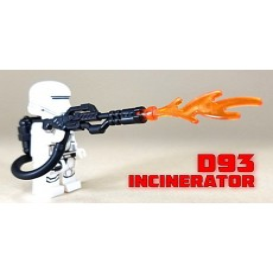 D93 Incinerator Flammenwerfer